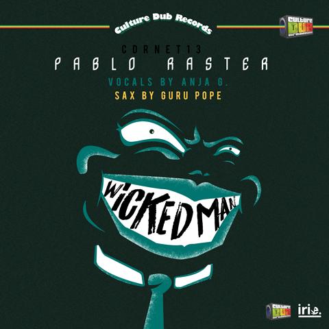 Pablo Raster - CDRNET013