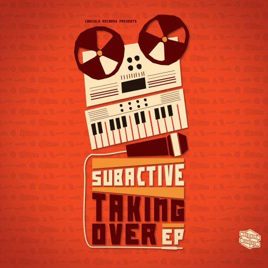 """Subactive - 12"""" Cubiculo Records"""