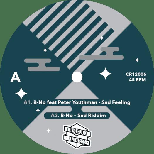 B-No feat. Peter Youtman & Tuli Ranks - Sad Riddim EP