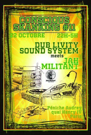 Conscious Skanking #11