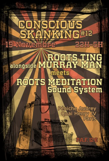 Conscious Skanking #12