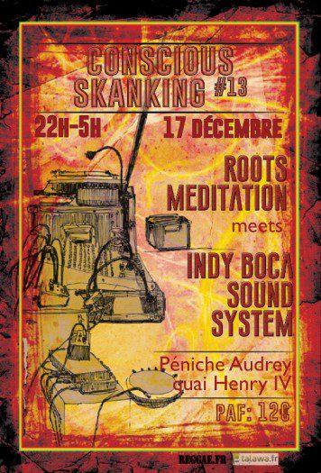 Conscious Skanking #13