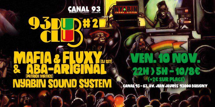 93 Dub Club #2