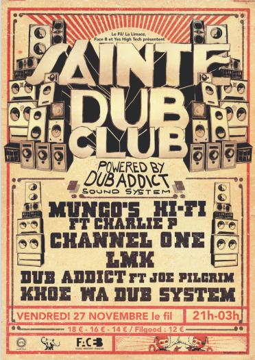 Sainté Dub Club #1
