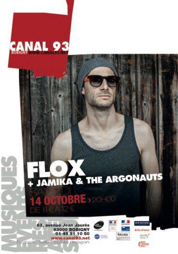 Flox + Jamika & The Argonauts