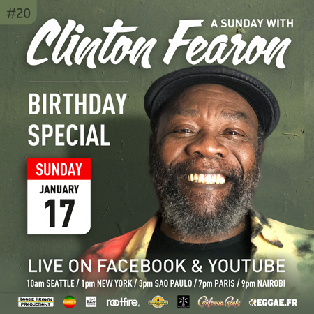 A Sunday with Clinton Fearon #20