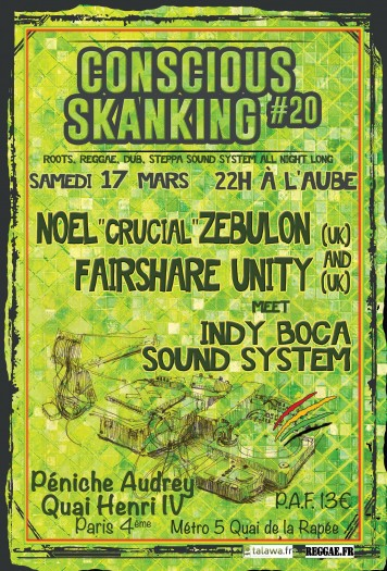 Conscious Skanking #20