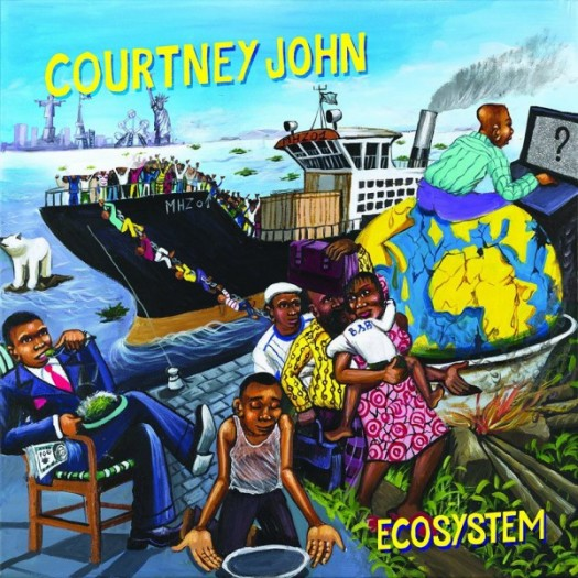 Courtney John - Ecosystem