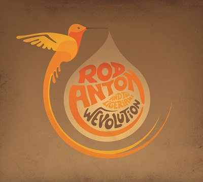 Rod Anton & The Ligerians - Wevolution