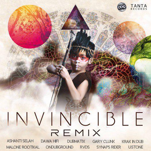 Ackboo - Invincible Remix