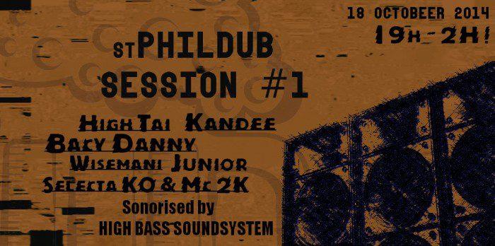 St Phildub session #1