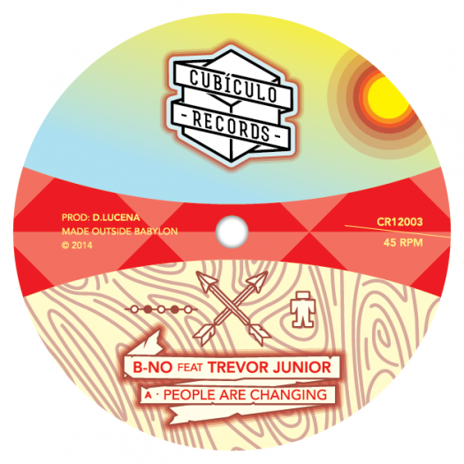 B-No feat. Trevor Junior - People Are Changing