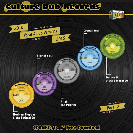 Culture Dub Records - CDRNET014