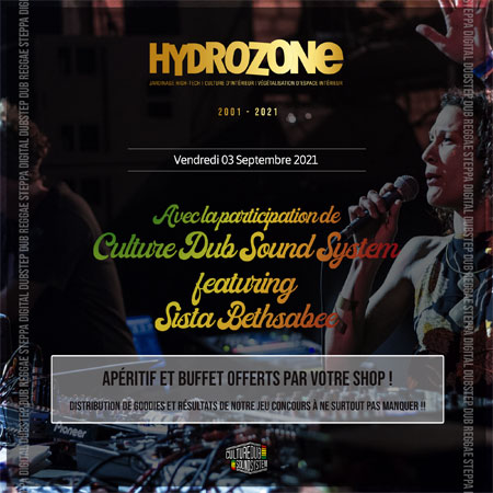 Hydrozone 20 Years