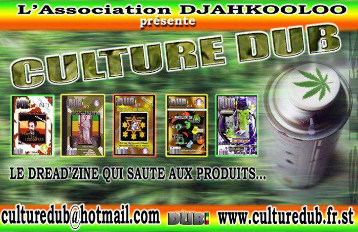 1er Sticker Culture Dub