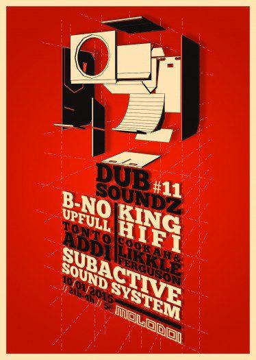 DUB SOUNDZ #11
