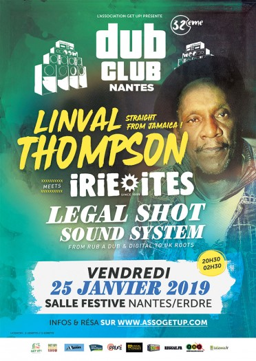 Nantes Dub Club #32