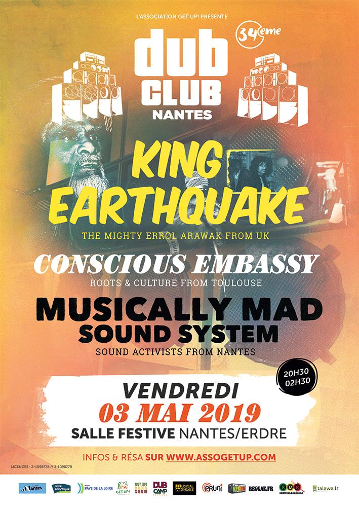 Nantes Dub Club #34