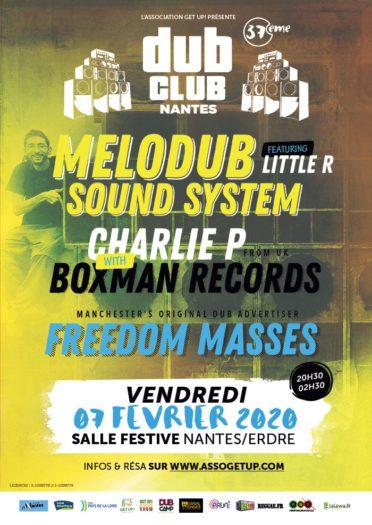 Nantes Dub Club #37