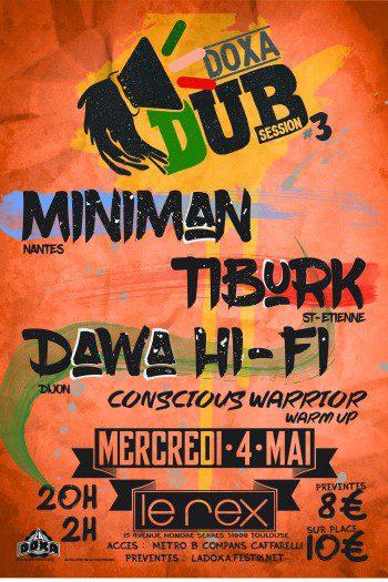 Doxa Dub Session #3