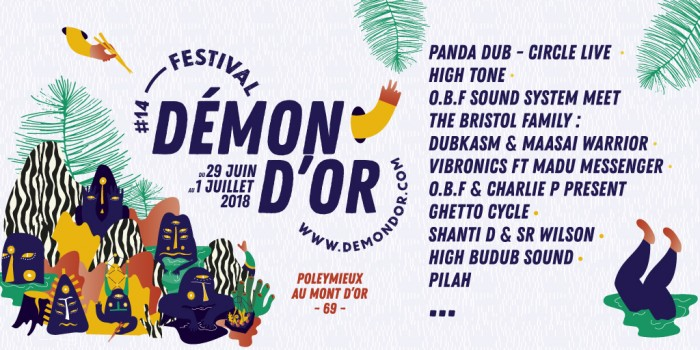 Festival Démon D'Or 2018