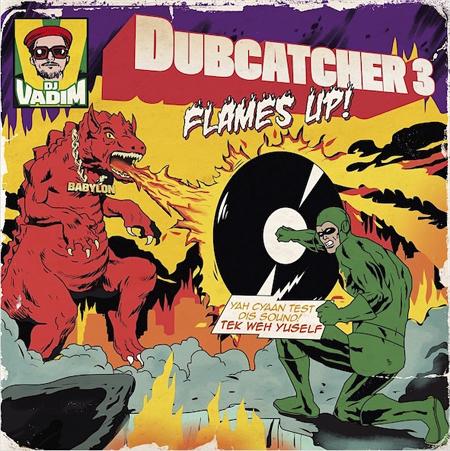 DJ Vadim - Dub Catcher 3