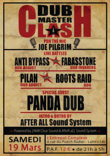 Dub Master Clash # 2