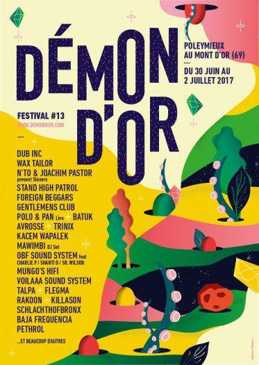 Festival Démon D'Or 2017