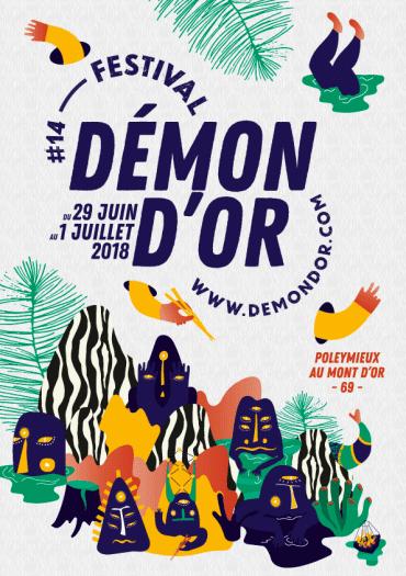 Festival Démon d'Or 2018 – 14e édition