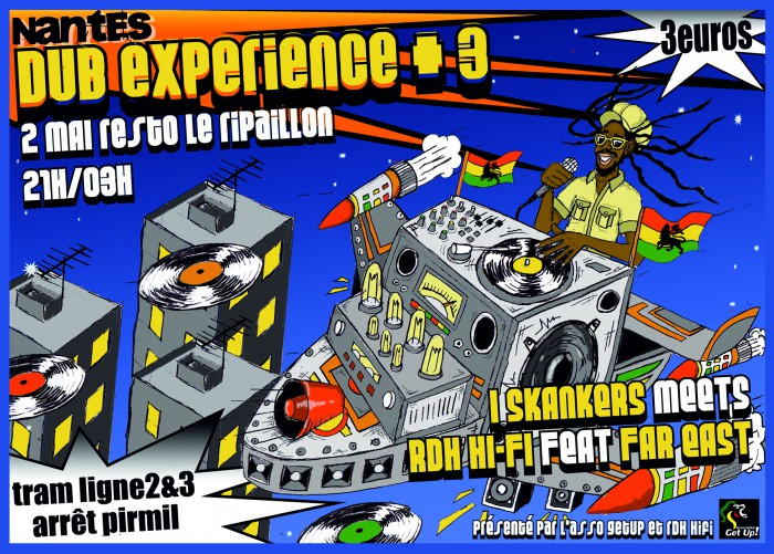 Nantes Dub Experience #3