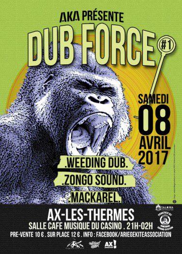Dub Force #1