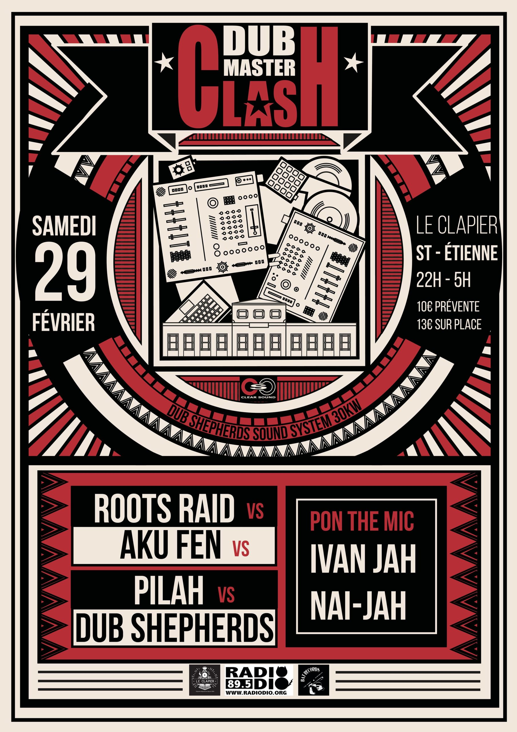 Culture Dub Show – 21 Octobre 2014 – Radio Pulsar
