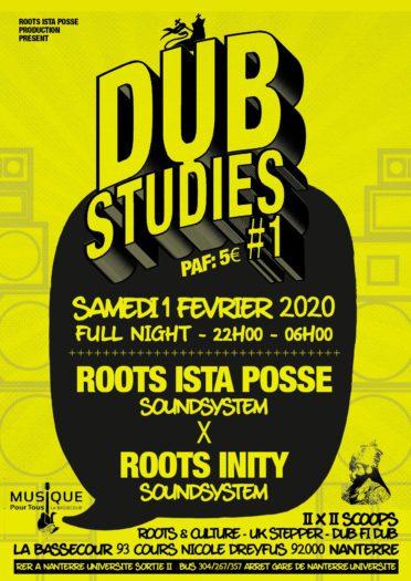 Dub Studies #1