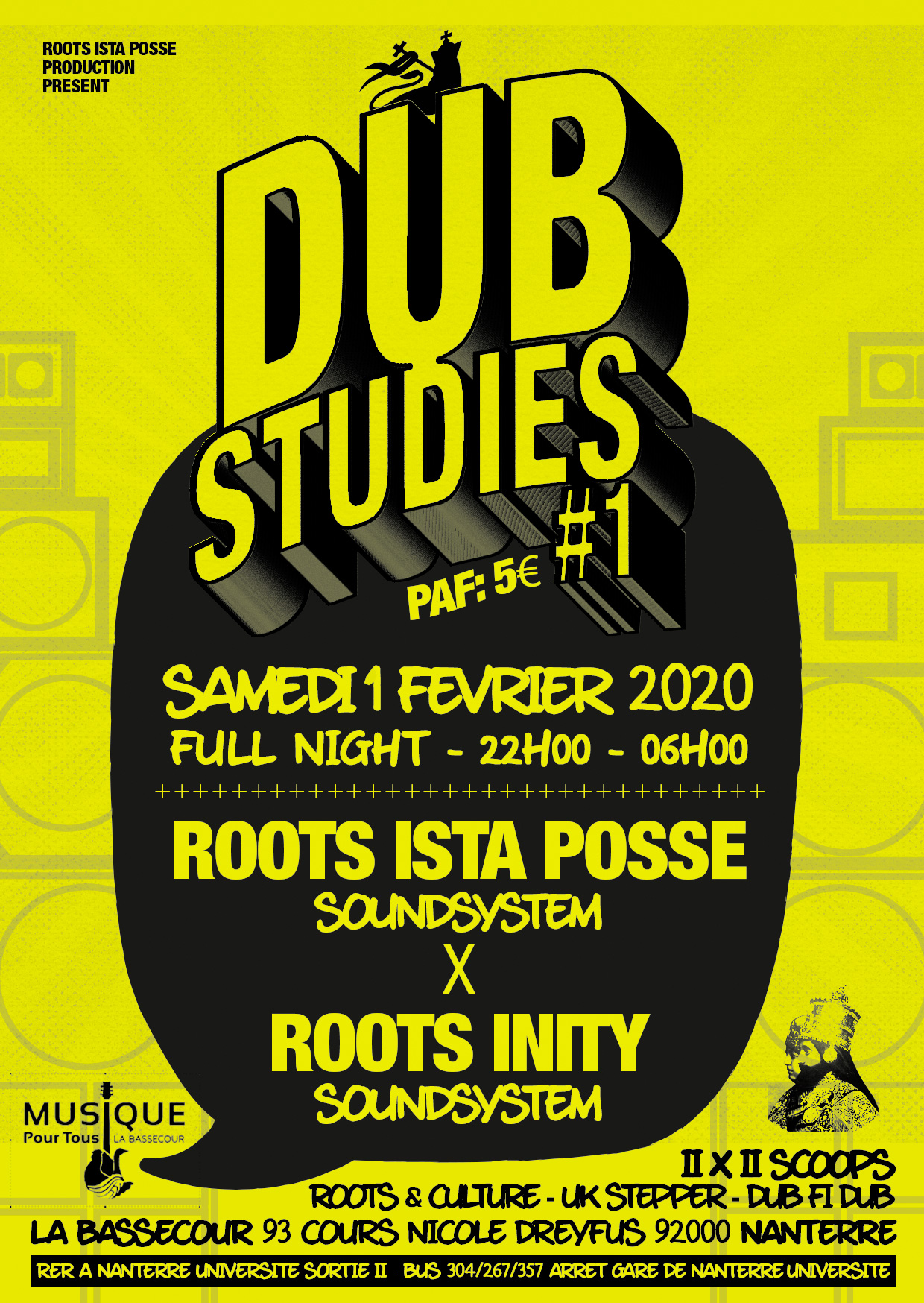 Culture Dub Show – 15 Octobre 2013 – Radio Pulsar