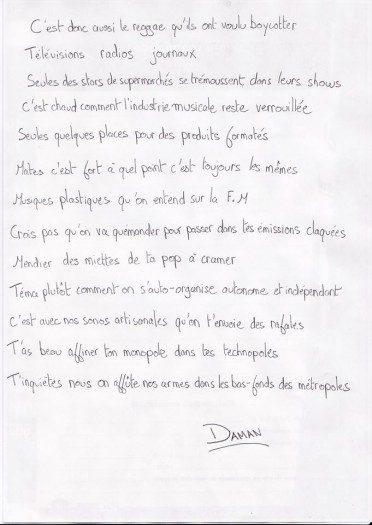 Daman - Monopolize