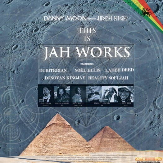 Danny Moon & Jideh High - This is Jah Works