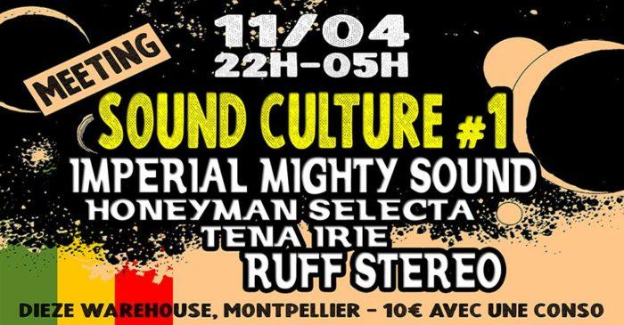 Sound Culture #1