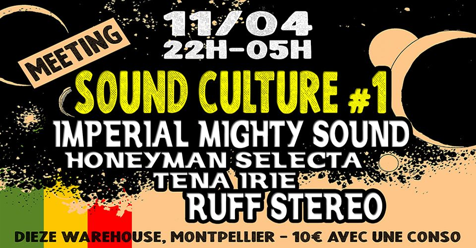 Culture Dub Show – 19 Avril 2016 – Radio Pulsar