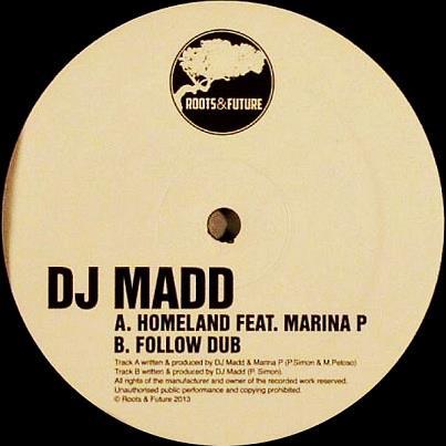 Dj Madd - Roots & Future 002