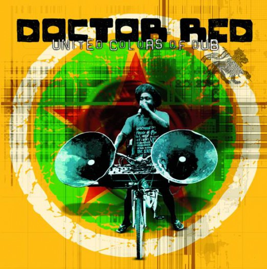 Doctor Red - United Colors Of Dub