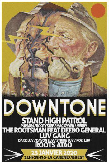 DownTone #6