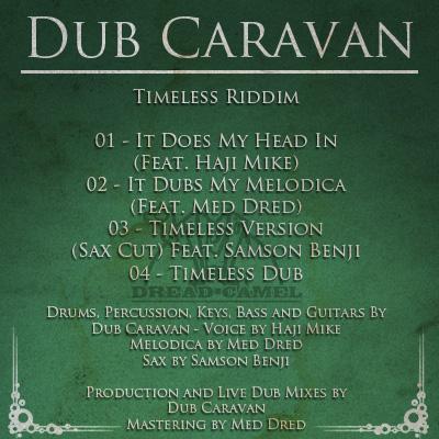 Dub Caravan - Timeless Riddim