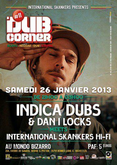 Rennes Dub Corner 11