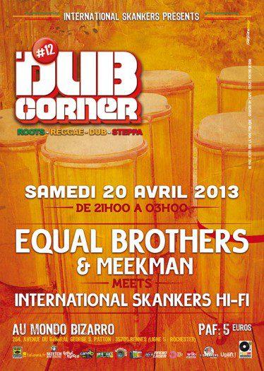 Dub Corner #12