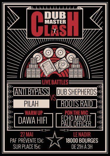 Dub Master Clash #7