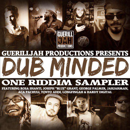 GuerillJah - Dub Minded