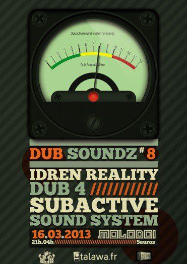 Dub Soundz #8