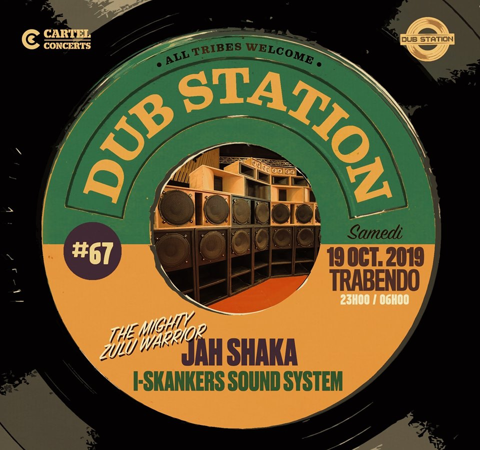 Bukkha feat. Junior Dread – Guns N Fiyah SP – 12″ Dub-Stuy Records DS-SP004