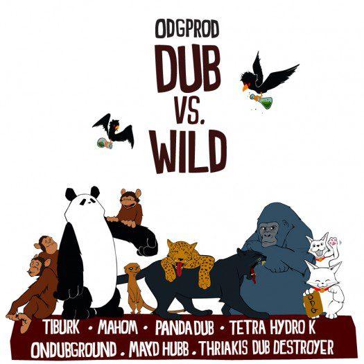 ODG Prod - Dub Vs Wild