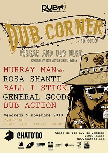 DUB Corner #1